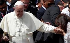El Papa se impregna del lenguaje digital al presentar a la Virgen como «la 'influencer' de Dios»