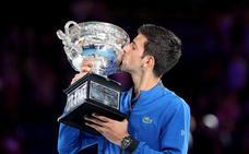 Djokovic: «Agradezco a Nadal su ejemplo de lucha y su sacrificio»
