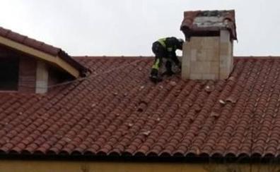 De la lluvia al viento con rachas más de 100 km/h en Santander