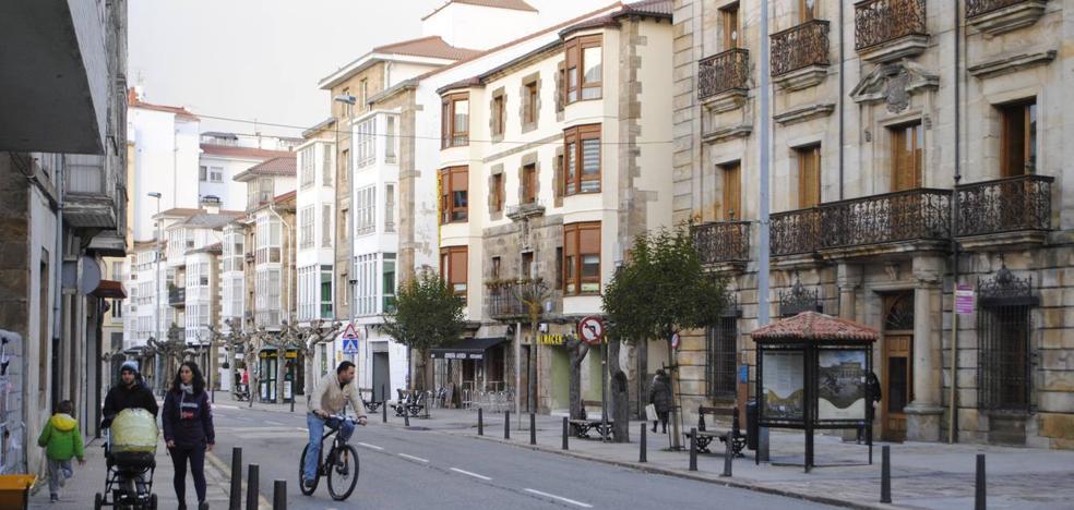 Reinosa se prepara para la rehabilitación de la avenida del Puente de Carlos III