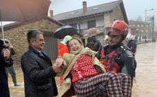 Sánchez escribe a Revilla para interesarse por inundaciones y abrir la puerta a retocar los presupuestos para Cantabria