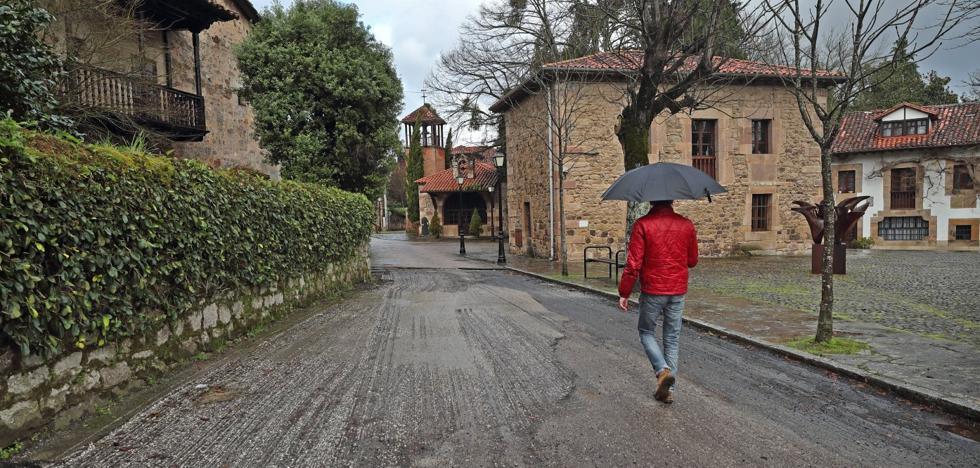Mazcuerras asfalta y acondiciona los viales de sus siete pueblos