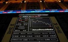 El Ibex-35 pierde los 9.100 por los malos resultados americanos