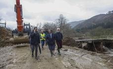 Revilla cree que los daños por las inundaciones «irán a más» en los próximos días
