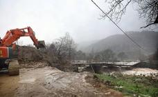 Los daños del temporal en Cantabria ascienden ya a 27 millones entre seguros y carreteras