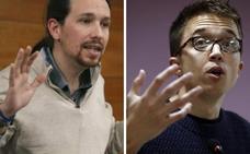 Iglesias quiere que la militancia de Podemos refrende las demandas de unidad con Errejón
