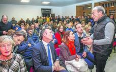 «López Estrada es extraordinario, va a ser el próximo alcalde de Torrelavega»