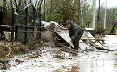 El Estado niega que haya denegado los permisos para limpiar los ríos cántabros