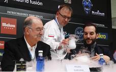El cántabro Rubén Abascal gana el IV Concurso de Recetas de Queso de Madrid Fusión