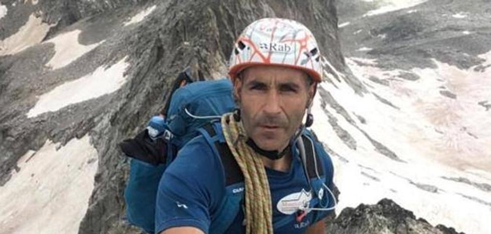 El drama del montañero que participó en un rescate en Argentina y no puede ser repatriado