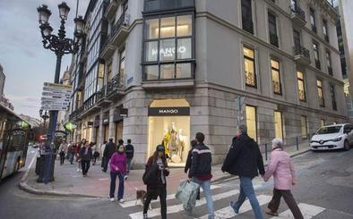 Zara, Mango y Bershka, líderes de la venta de moda en España