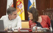 El PRC apoya al PP para reclamar al Estado los proyectos «comprometidos» para Santander