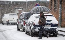 'Helena' amenaza con dejar nieve a partir de 400 metros este sábado