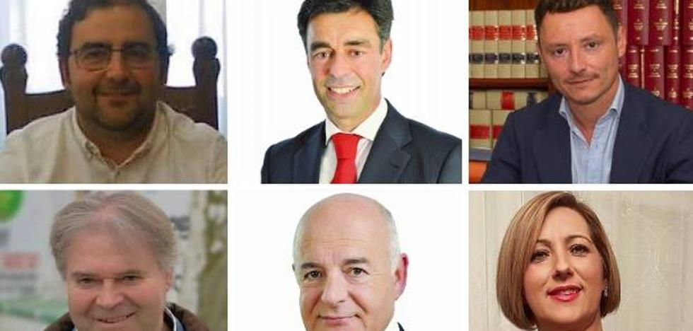 El PP designa a sus nuevos candidatos en Laredo, Colindres y Penagos