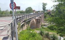 Cierre del puente de Cartes para comenzar la ampliación de la plataforma