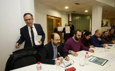 La aprobación del Plan General de Urbanismo reabre viejas heridas en el seno del PSOE local