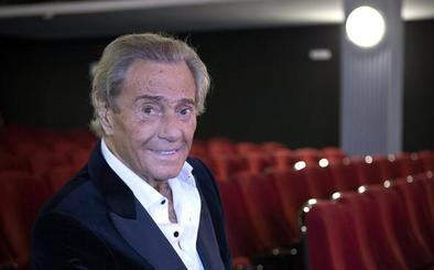 Arturo Fernández: «Me aburro fuera del escenario»