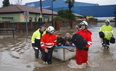 32.000 cántabros viven en zonas con riesgo de sufrir inundaciones por las riadas
