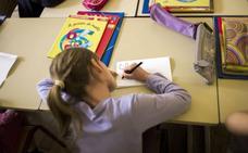 El Gobierno aportará material escolar a menores vulnerables