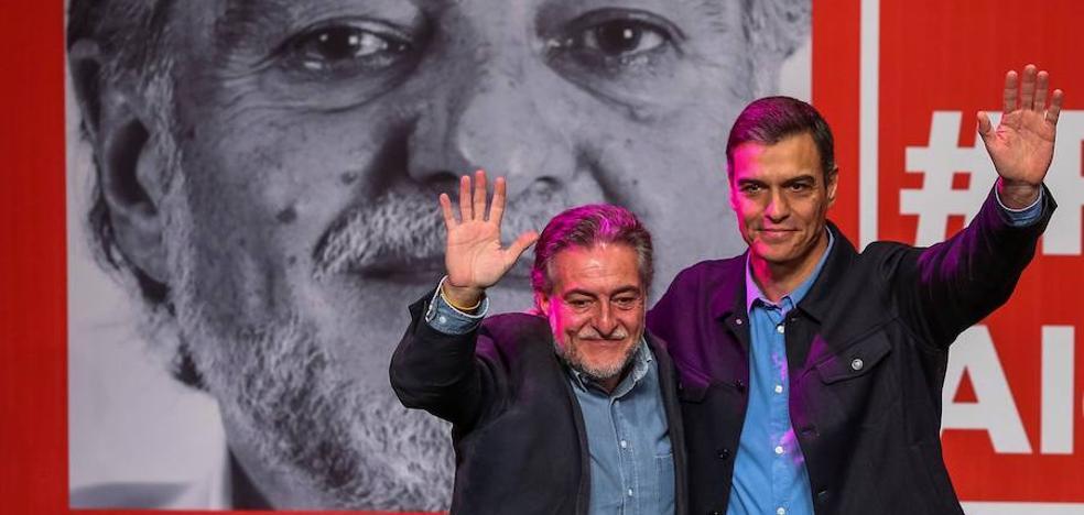 Sánchez defiende con ardor a su candidato a la Alcaldía de Madrid