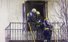El Ayuntamiento evalúa el estado de los inmuebles afectados por el incendio en la calle Alta