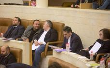 Matilde Ruiz sustituye a Bolado en la Mesa del Parlamento donde PRC-PSOE se hacen con la mayoría