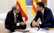 El Govern publica las 21 reivindicaciones que entregó a Pedro Sánchez