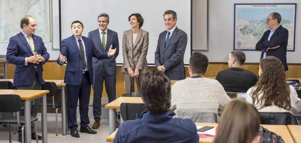 La secretaria de Estado de Turismo defiende el «enorme potencial de crecimiento internacional» de Cantabria