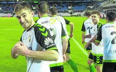 «La temporada que llevamos es por toda la plantilla», dice Rivero