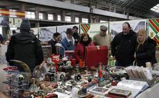Torrelavega alberga 'Recíclate', un gran mercado de objetos de segunda mano, este fin de semana