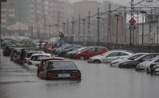 Cantabria bate su récord histórico de precipitaciones acumuladas