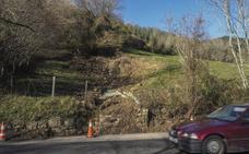 Los expertos recuerdan que Cantabria es la región con más densidad de argayos de Europa