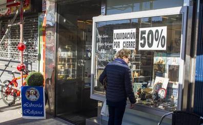 La Librería Religiosa echa el cierre después de 120 años de actividad