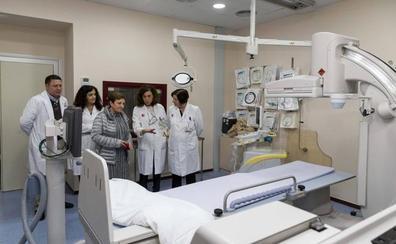 El Hospital Sierrallana renueva su Servicio de Radiología