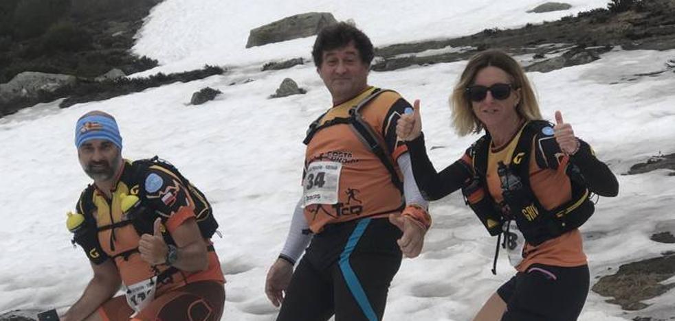 El Trail de Proaño, una auténtica carrera de montaña