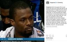 Traspasan a un jugador en pleno partido y LeBron James explota