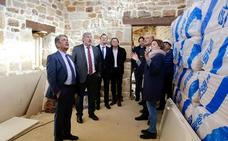 Valderredible abrirá en abril el Centro de interpretación del Castellano