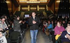 Torrelavega homenajea a Sergio 'El Niño' García por retener el título de campeón del Europa de peso superwelter