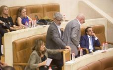 Ildefonso Calderón registra su renuncia como diputado y su escaño lo ocupará Miguel Ángel Lavín