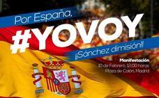 Buruaga y Álvarez encabezarán las delegaciones de PP y Cs de Cantabria en la manifestación del domingo en Madrid