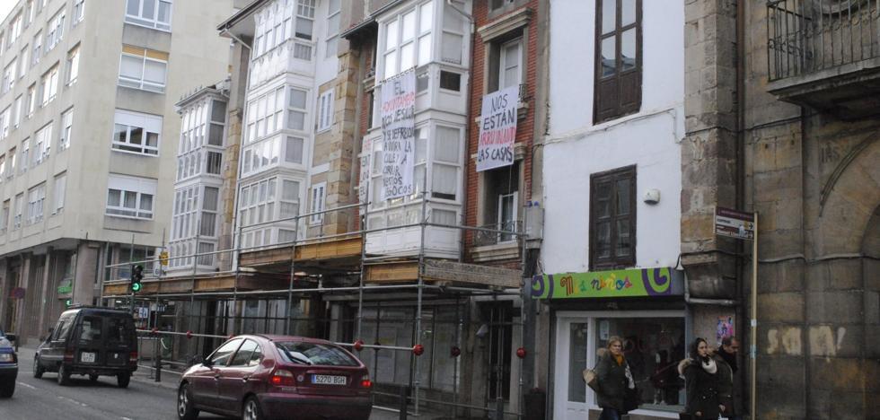 El Juzgado desestima el recurso contra el derribo de cuatro edificios de Reinosa