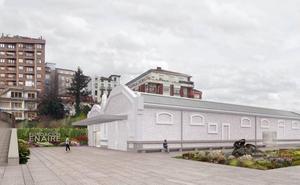 Santander tendrá 550 metros cuadrados más de espacio expositivo desde el verano de 2020