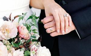 Una mujer pide el divorcio tres minutos después de casarse por un comentario de su pareja