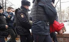 Protestas en Rusia en apoyo a las madres encarceladas por motivos políticos