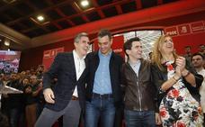 Pedro Sánchez: «Trabajar por la unidad de España es unir a los españoles, no enfrentarles»