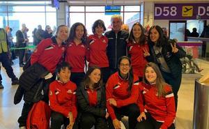 El Río Miera femenino se concentra en Maspalomas tras el debut de Valencia