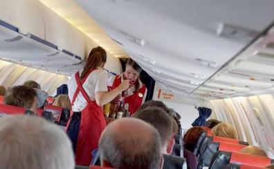 Air Nostrum seleccionará tripulantes de cabina de pasajeros el próximo lunes en Santander