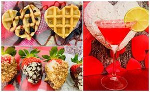 Tres ideas para endulzar este San Valentín