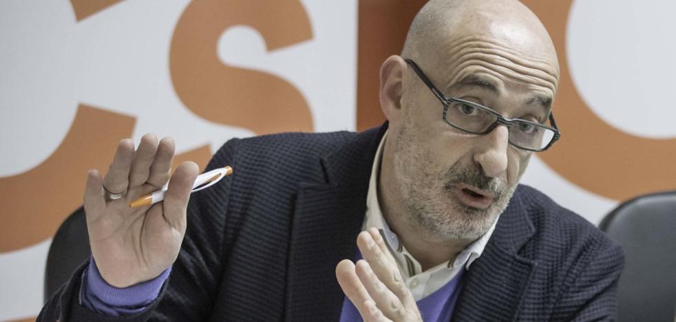 Félix Álvarez presenta su candidatura para encabezar la lista de Ciudadanos