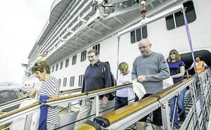 Santander recibirá 24 cruceros y más de 32.000 pasajeros a lo largo de 2019